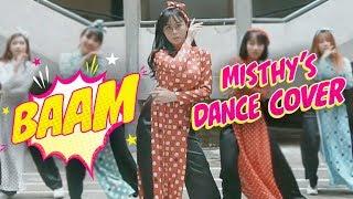 MISTHY BAAM CHALLENGE DANCE COVER