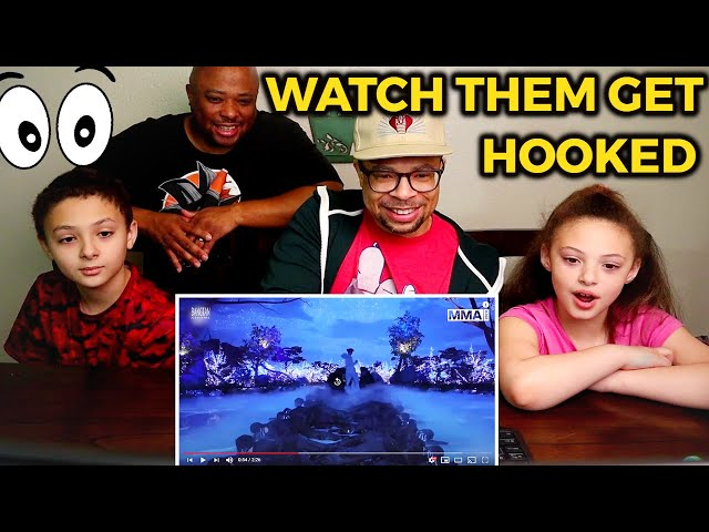 Watch Me Get These Kids Hooked on BTS!! | BTS Mic Drop + Black Swan (FIRST TIME REACTION)