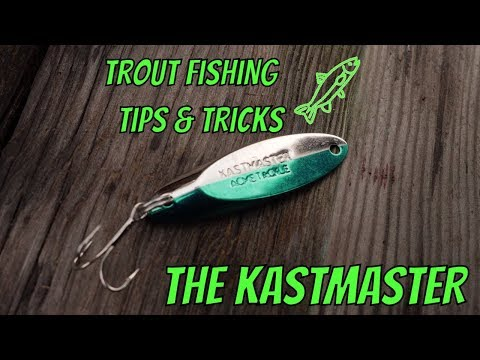 How To Fish Kastmasters For Stocked Trout (DEADLY EFFECTIVE!!)