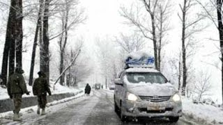 J&K: Temperature dips after fresh snowfall, Ladakh coldest
