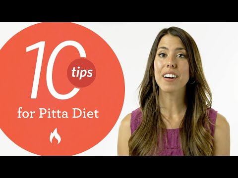 Pitta Dosha Diet [10 Ayurvedic Tips for Balance]