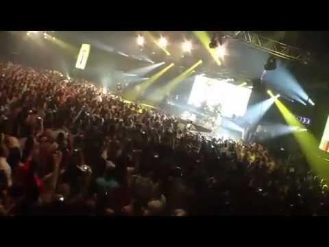 Don Omar  Danza Kuduro Remix ft Lucenzo, Daddy Yankee y Arcangel En Vivo