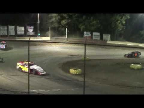 A-Mod Feature at Highland Speedway Speedway 7-27-19