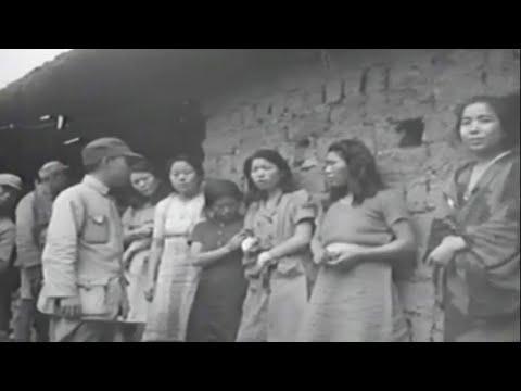 Wanita Indonesia Jadi Budak S*ks,jugun Ianfu