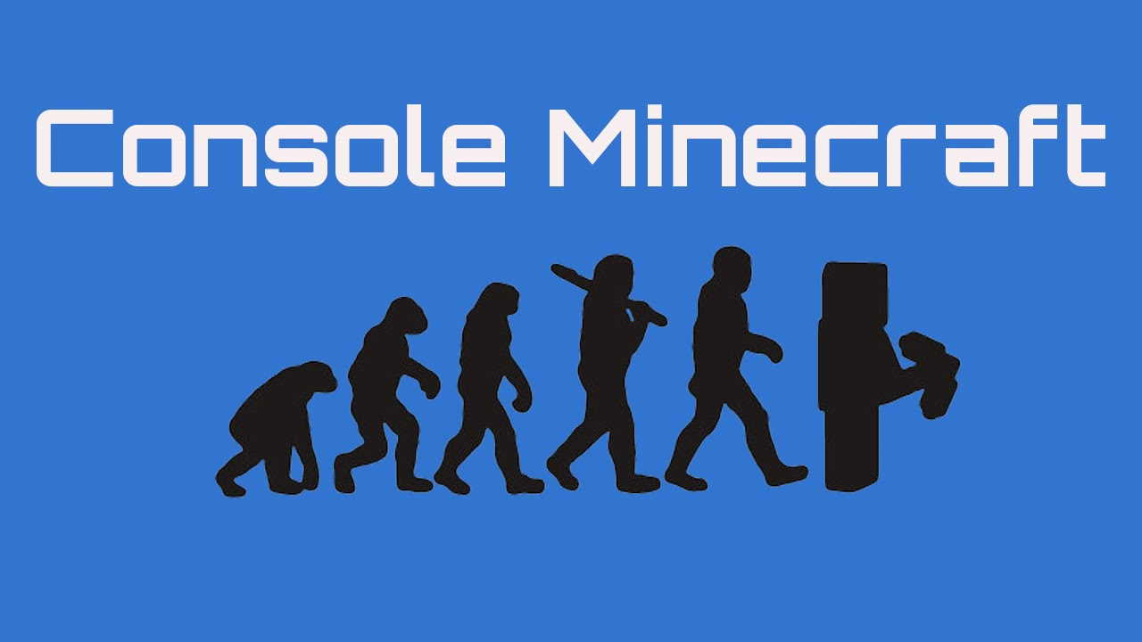 the evolution of console minecraft timeline xbox 360 xbox one