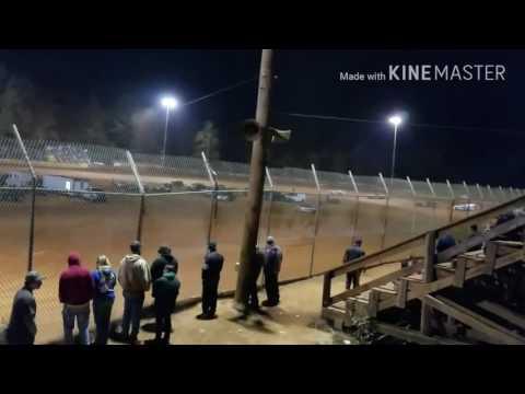 Limited Sportsman Main Harris Speedway 10/29/16