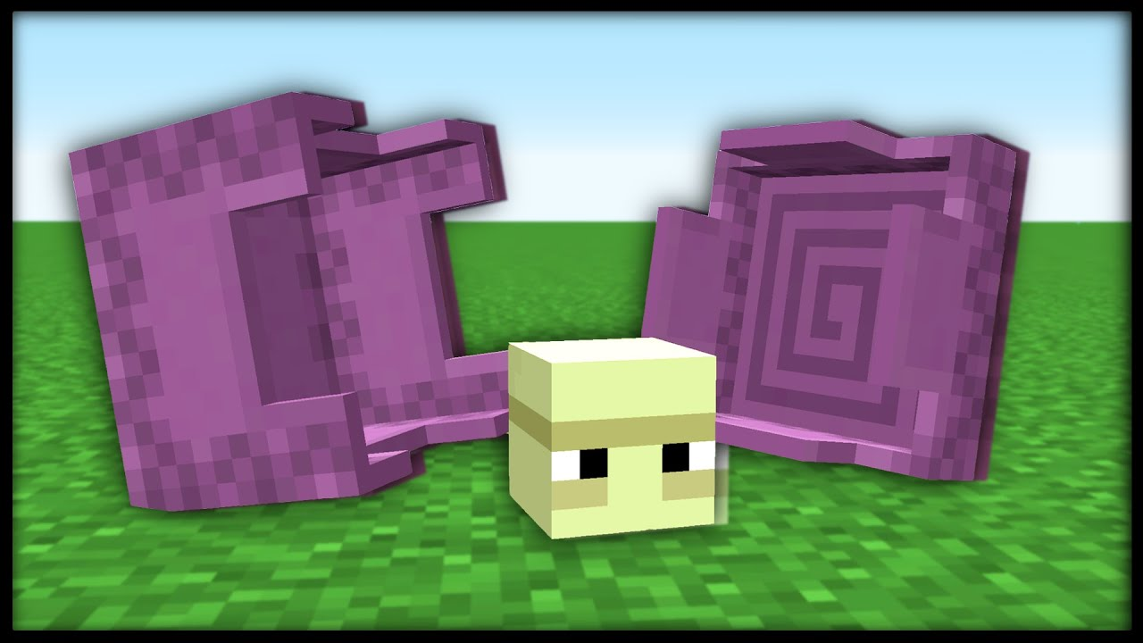 I took a Shulker out of its Shell in Minecraft... (ft. Bionic) [Datapack]