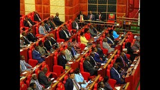 Kenyan MPs lead the nation in prayer, sing \'Amazing Grace\' song