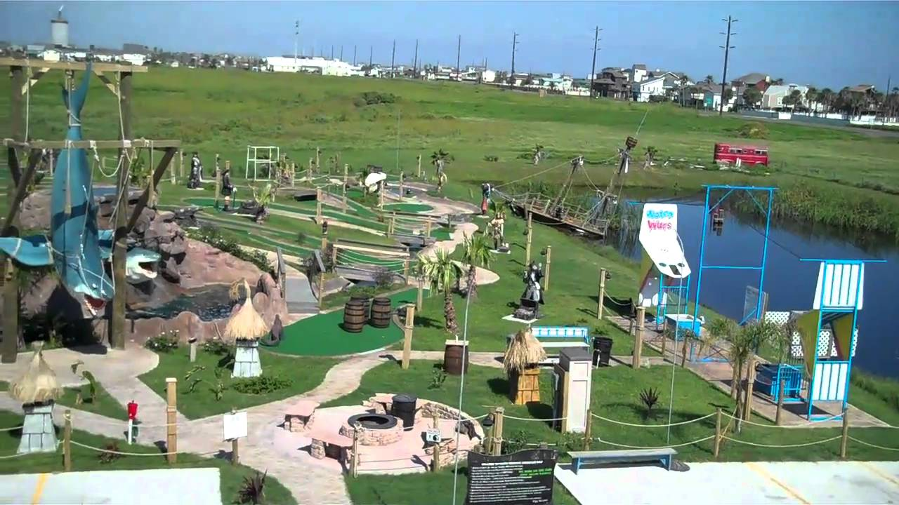 Jamaica Beach Rv Park Galveston Tx 9 27 10 Youtube