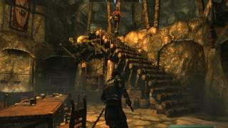 Скайрим 5 убийство темного братства+дракон+изгои
