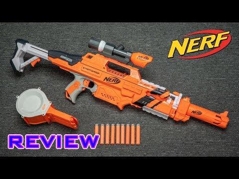[REVIEW] Nerf Accustrike Stratohawk | RAPIDSTRIKE REBORN!!