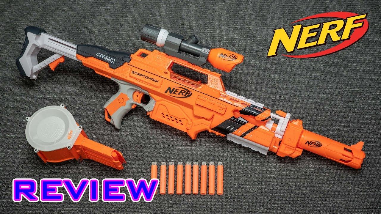Review Nerf Accustrike Stratohawk Rapidstrike Reborn