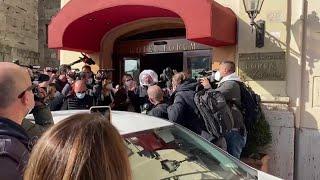 M5S, Grillo a Roma per il
