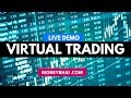 Virtual Trading Demo [for Indian Traders]