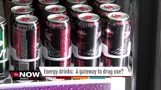 Energy drinks: A gateway to drug use?