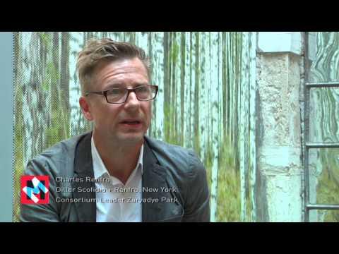 Charles Renfro. MOSKVA: urban space. Venice Biennale 2014
