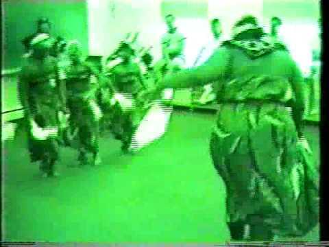 Iquo Essien Traditional Ibibio Nigerian Dance Elizeth