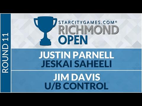 SCGRICH - Round 11 - Justin Parnell vs Jim Davis (Standard)