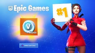 *NEW* FREE V-BUCKS REWARD IN FORTNITE! (Did You Get it?)