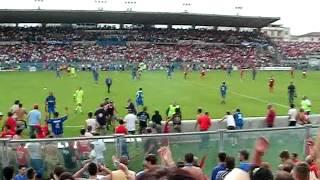 PISA-monza 2-0 anno 2007