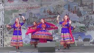 Праздничный концерт к 100 - летию Иваново - Вознесенской губернии.