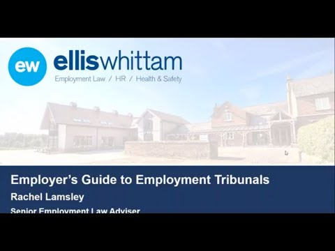 An Employers Guide To Employment Tribunals UK