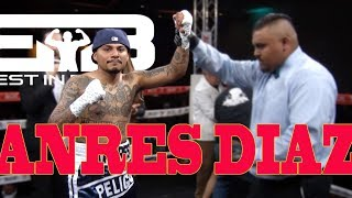 Best in Boxing: Andres Diaz vs Carlos Flores FIght