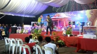 Mak Telan Adik DJ ED Di Ekspo Borong Raya Kubang Menerong 200617