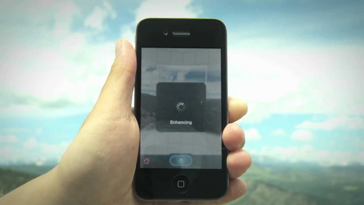 360 Panorama - Realtime panorama creation from Occipital