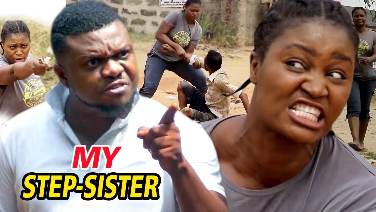 Download My Step Sister Season 1 & 2 - ( Chizzy Alichi / Ken Erics ) 2019 Latest Nigerian Movie