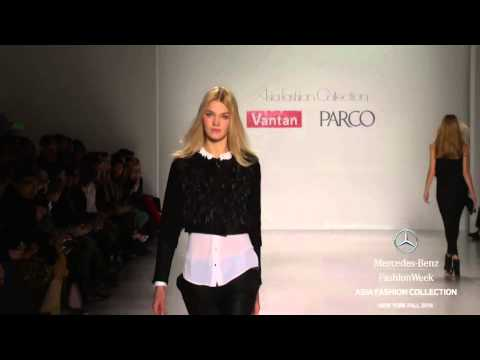 """""""ASIA FASHION COLLECTION"""" New York Fashion Week Fall Winter 2014 2015 by Fashion Channel"""