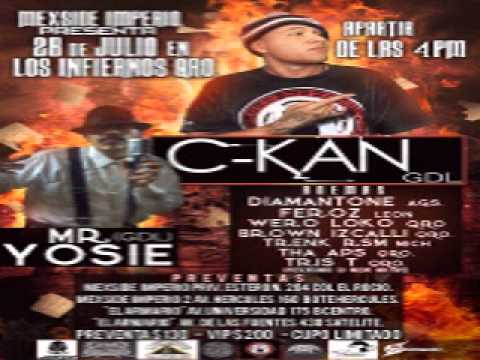 MEXSIDE IMPERIO PRESENT C-KAN,MR YOSIE Y BROWN IZCALLI Y MAS... Videos De Viajes