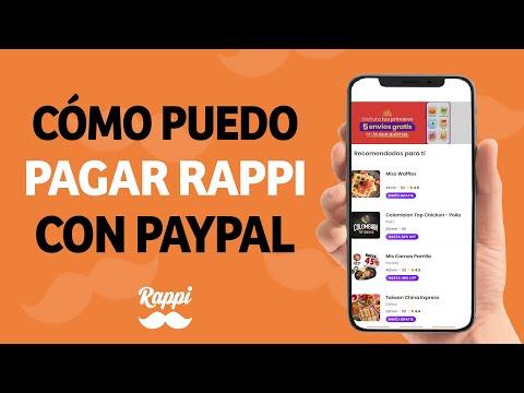 Cómo Puedo Pagar Rappi con PayPal - ¿Puedo Conectar las dos Cuentas?
