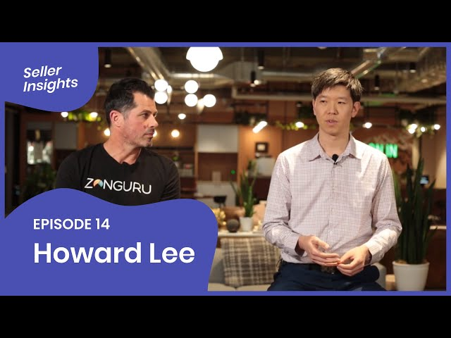 Amazon Seller Insights: Howard Lee | Entrepreneur Advice