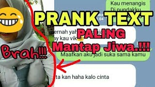 Video PRANK TEXT kutunggu kau putus-Sheryl Sheinafia [] CEWE Berjilbab tapi.. download MP3, 3GP, MP4, WEBM, AVI, FLV September 2018