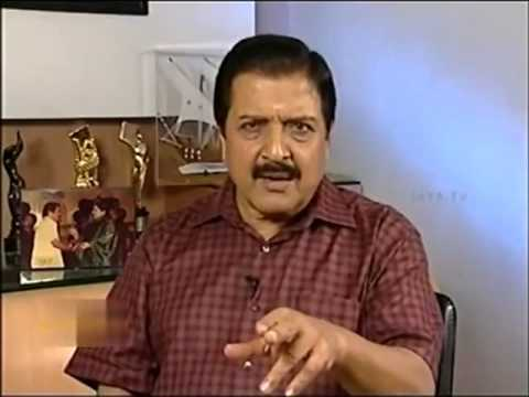 M G R THE INSPIRATION ABOUT SIVAKUMAR