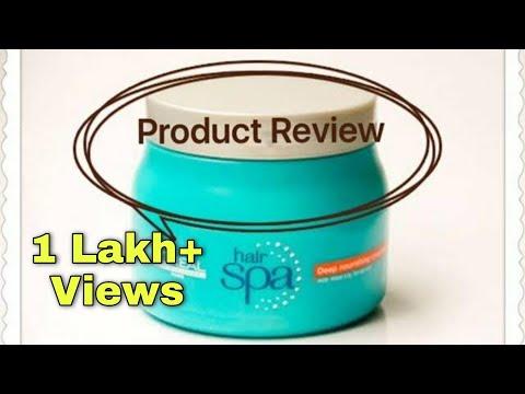 Loreal Hair Spa at home/Product /Review