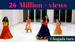 CHOGADA TARA !! Love Yatri !! Niki choreography !! Bollywood Dance