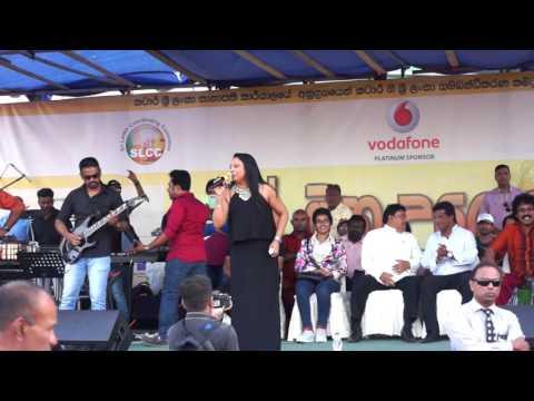 Adare Hithenava Dakkama ~ Damitha Aberathna Live in Doha Qatar with Respect Plus