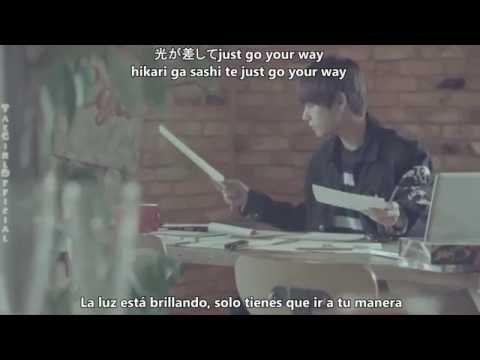 BTS - Good day - Sub español - Kanji - Roma