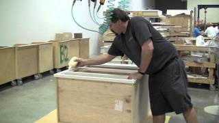 Assembling A Drawer Base Cabinet!