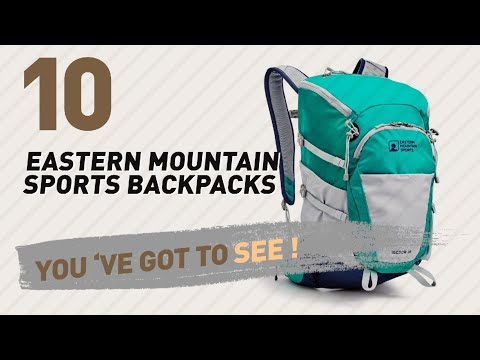Top Backpacks By Eastern Mountain Sports // New & Popular 2017