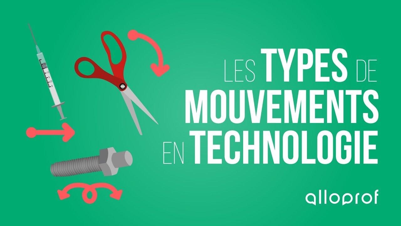 Types De Mouvements Bibliothèque Virtuelle Les kiZOuXTP
