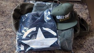 Activision Sent Me A Package | Call of Duty WW2