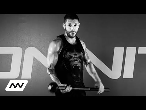 Warrior Maker | Ultimate Steel Mace Workout
