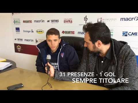 Intervista a Galli post Bustese Milano City - Pro Patria
