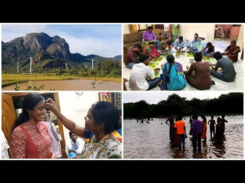 One Day Family Trip at Thirunelvelli |Fun moments in Mokudal River| Finally our trips are over||