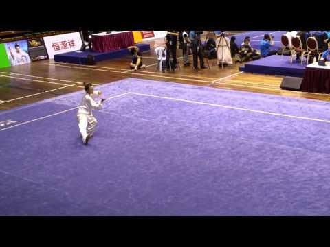 第12届世界武术锦标赛女子太极拳 - Ai Uchida