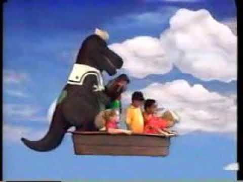 Barney a sailor went to sea song from a. Day at the beach ...