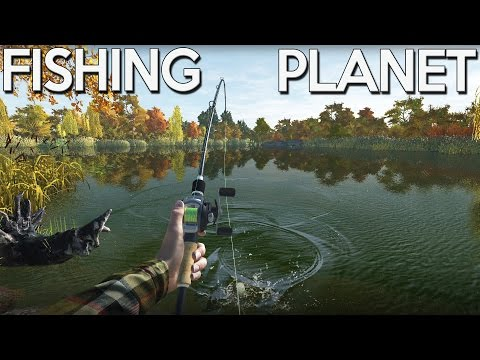 Fishing Planet - First Look
